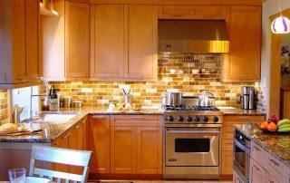 Kitchen backsplash selection