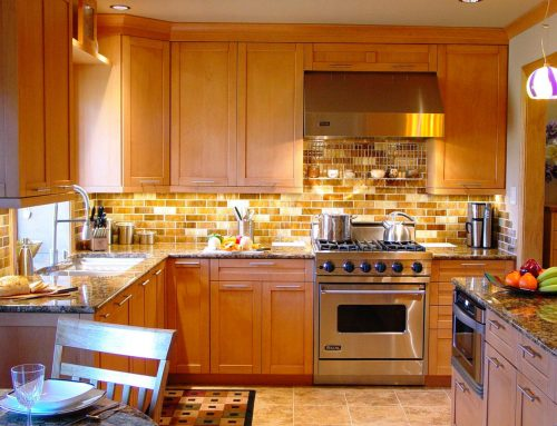 Considerations for Picking a Kitchen Backsplash