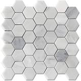 hexagon tile flooring for bathroom