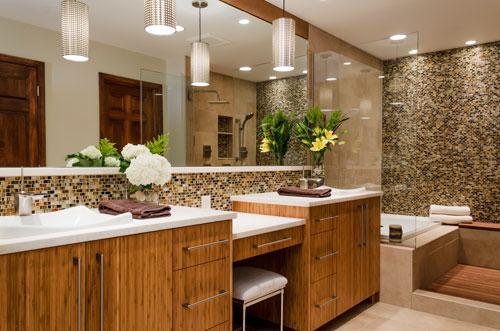 Bathroom remodel by Art Z Tile Installers