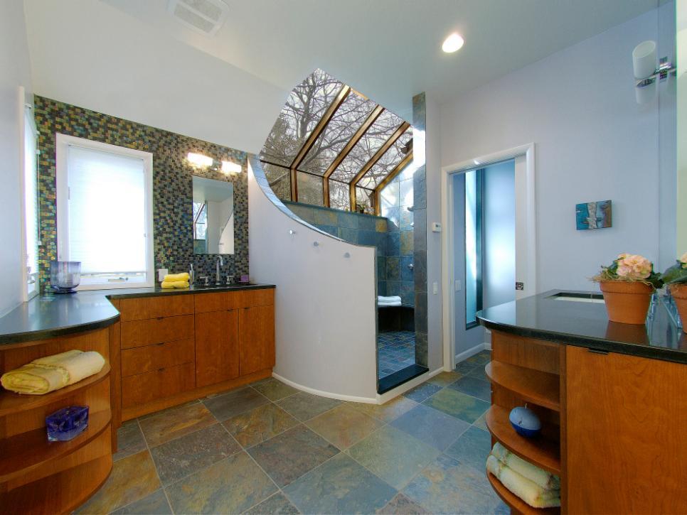 Luxury Bathroom Remodel by Art Z LTD Tile Setter