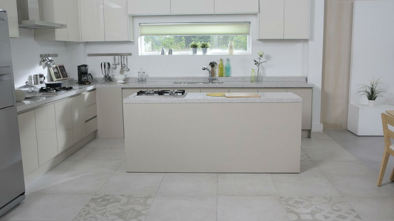 Kitchen flooring material options