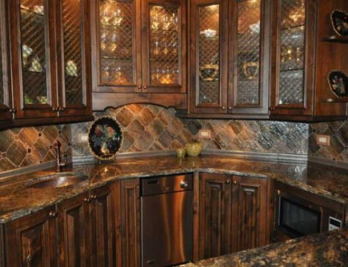 Kitchen Backsplash Material Ideas That Make a Statement