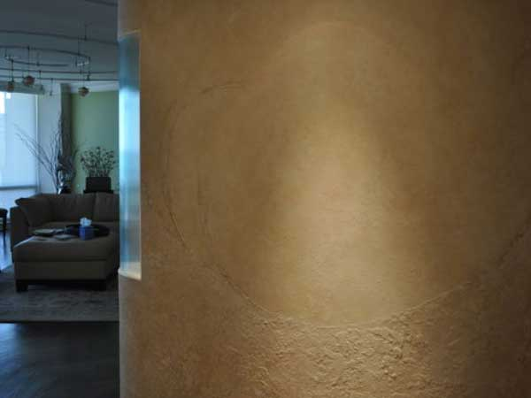 Hand Applied Texture Painted Walls