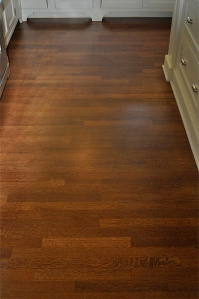 Wood Laminate Flooring Installation