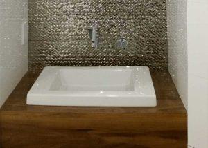Custom Porcelain Mosaic