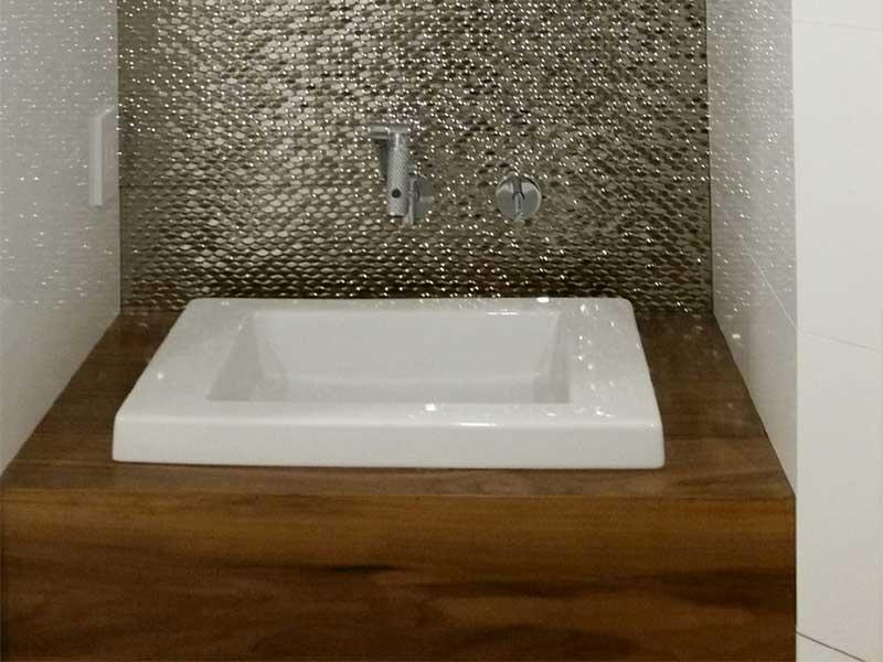 Custom Porcelain by Tile Installers