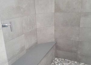Mosaic Bathroom Tile Installation