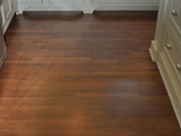 Oak Hardwood Floorring by Tile Setter